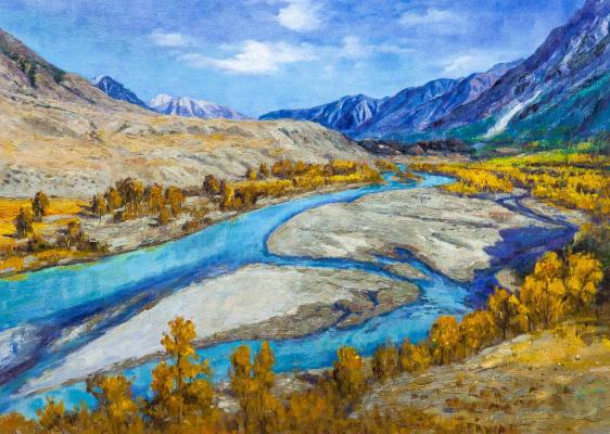 Andrey Sharabarin. My Altai