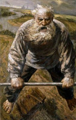 Vasily Vladimirovich Shulzhenko. Lev Tolstoy