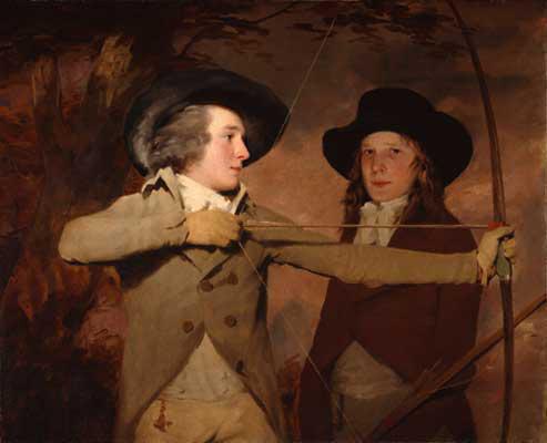 Henry Rebern. Archers