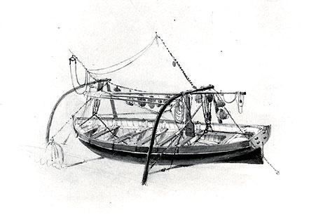 Оуэн Стэнли. Лодка