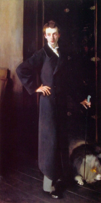 John Singer Sargent. Graham Robertson