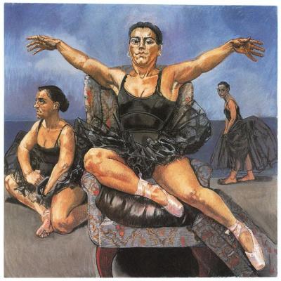 Paula Rego. Flight of fancy