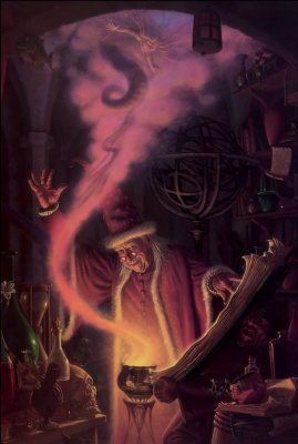 Джеймс Вархола. Волшебство