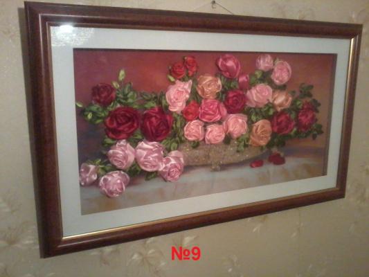 Татьяна Поправко. Осенние розы