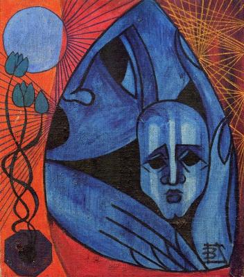 Vudon Ivanovich Baklitsky. Chernobyl Madonna