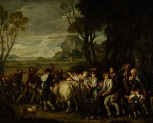 Jean-Baptiste Dreams. The first furrow