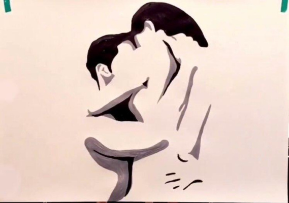 Unknown artist. Passion