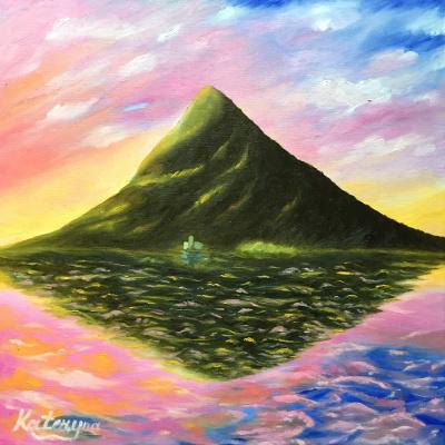 Kateryna. Mountain