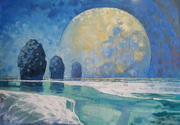 Tanya Ivanenko. Cold planet