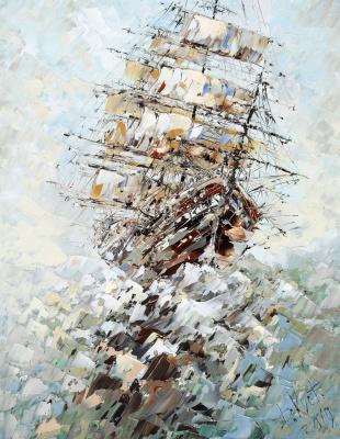 Dmitry Alexandrovich Kustanovich. Wind of hope
