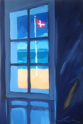 Alexey Ivanets. DENMARK. WINDOWS.