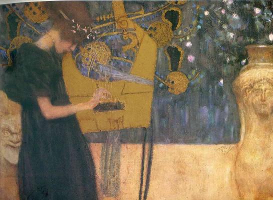 Gustav Klimt. Music