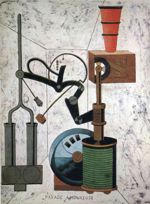 Francis Picabia. Plot 10