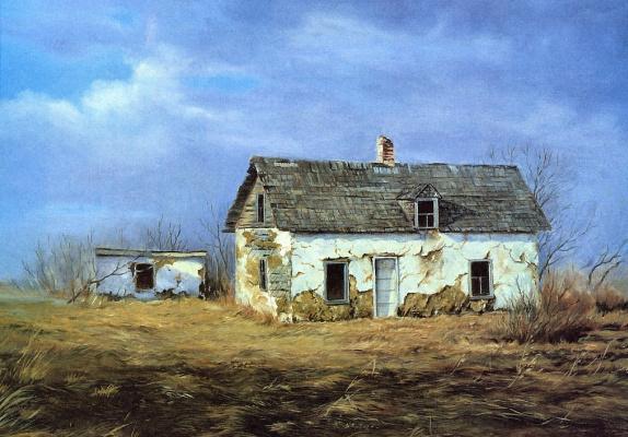 Ора Маринюк. Дом