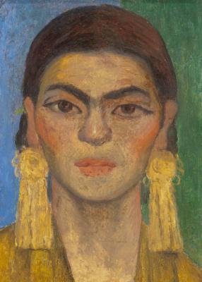 Diego Maria Rivera. Frida Kahlo