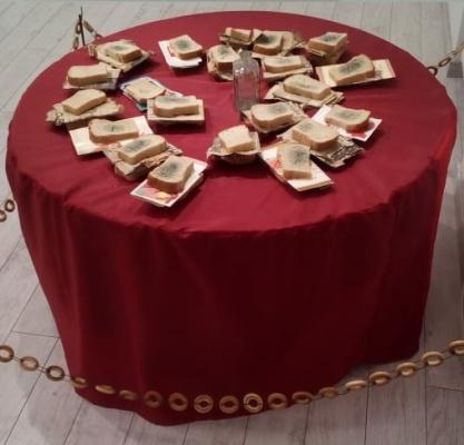 Евгений Юрьевич Валюк. Sweet table