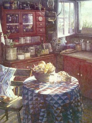 Стив Хэнкс. Кухня