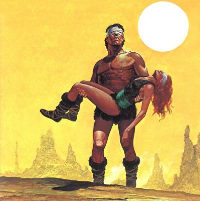 Дон Лоуренс. Люди пустыни