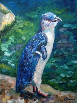 Ekaterina Viktorovna Osipovich. Penguin