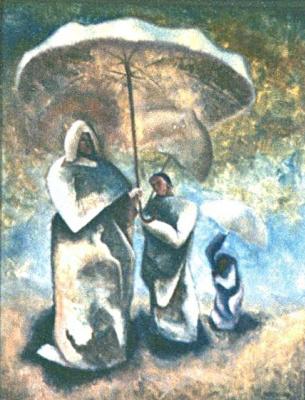 Марк Владимирович Макаров. Ожидание дождя