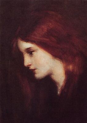 Лаура Манц Лиолл. Красные волосы