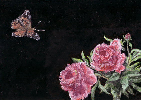 Andrey Vladimirovich Lissitzky. Alluring scent