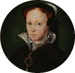 Antonis van Dashorst Mor. Portrait of Mary Tudor, Queen of England