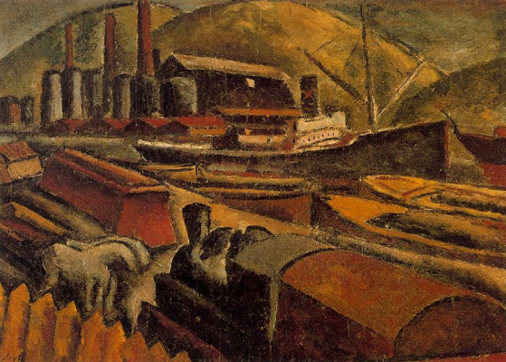 Arturo Souto. Behind the fence