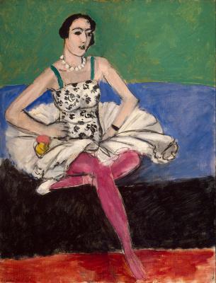Henri Matisse. Ballerina