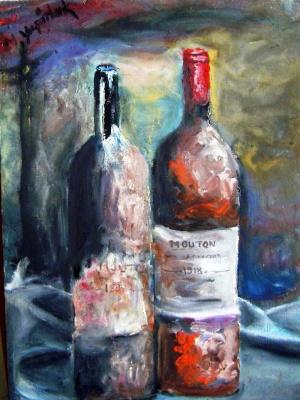 Metin Yaartrk. Old wine