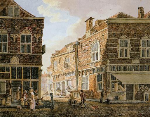 Ван Лехмонд. Улица
