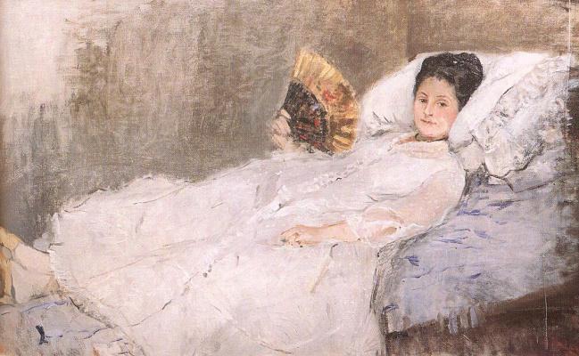 Портрет мадам Хаббард