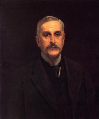 John Singer Sargent. Colonel Thomas Edward Vickers