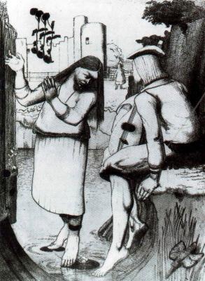 Джон Роддэм Спенсер-Стенхоуп. Застенчивость