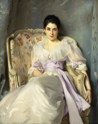 John Singer Sargent. Lady Agni, It