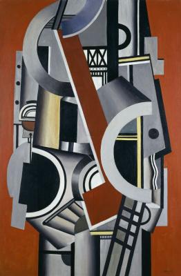 Fernand Leger. Elément mécanique