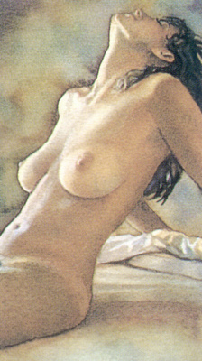 Steve Hanks. Feelings