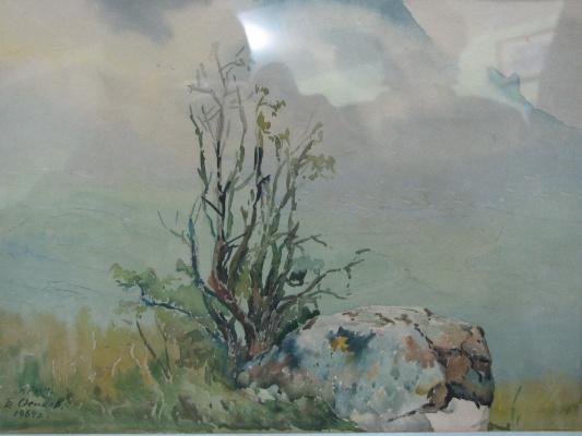 Борис Григорьевич Осиков. Крым
