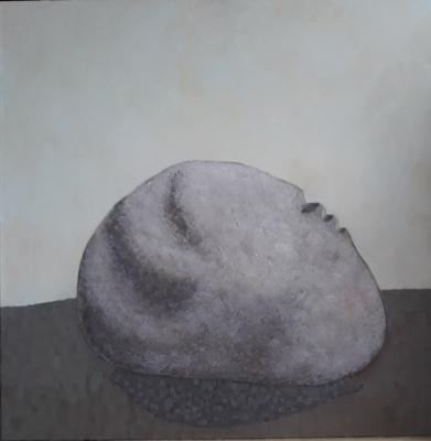 Alexander Sergeevich Katsalap. A rock