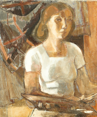 Tove Jansson. Portrait of a Woman