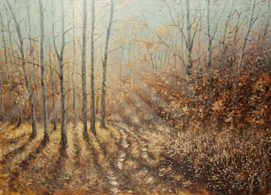 Valery Levchenko. No. 187 Golden Autumn