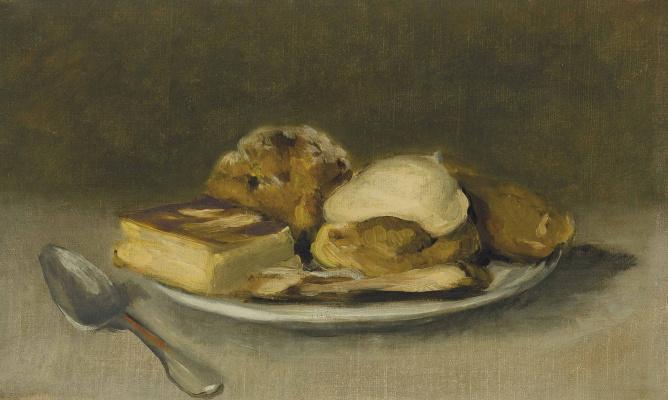 Eva Gonzalez. Dessert