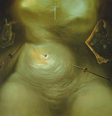 Salvador Dali. Life Of Mary Magdalene