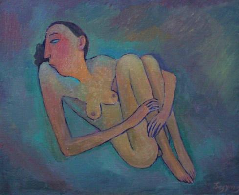 Victor Bezumov. Nude