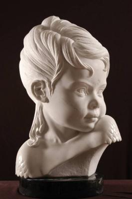 Филипп Фаро. Портретная скульптура 22