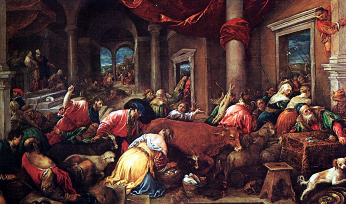 Jacopo da Ponte Bassano. People