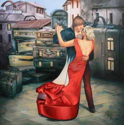 Лиза Рэй. Красная туфелька