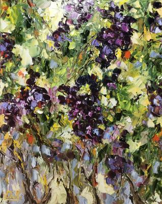 Диана Владимировна Маливани. Grapes