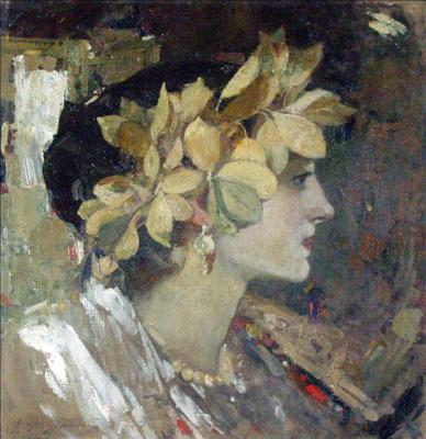 Fedor Grigorievich Krichevsky. Beatrice