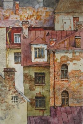 Anastasia Sergeevna Denisova. Houses